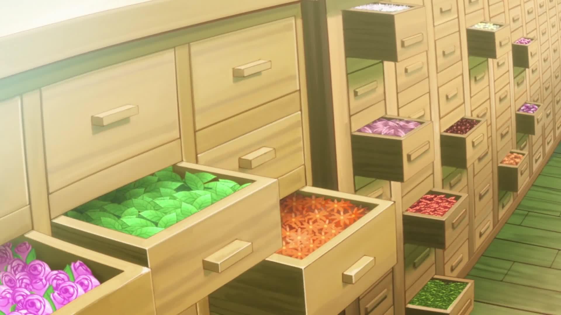 Cheat Kusushi no Slow Life: Isekai ni Tsukurou Drugstore
