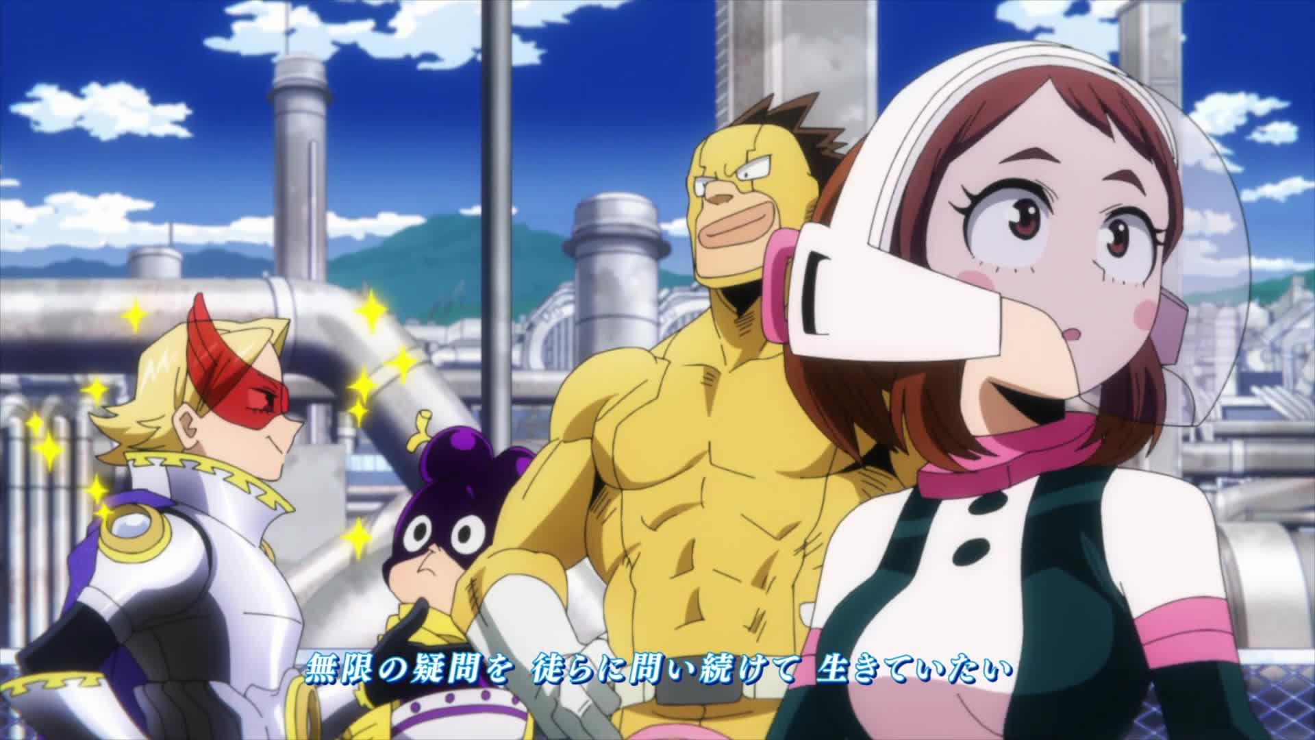 Boku no Hero Academia 5th Season (Dub)