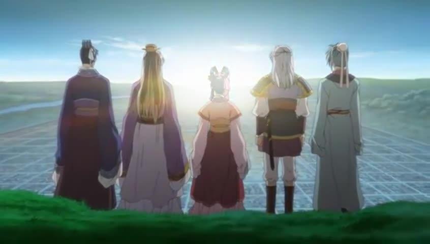 Saiunkoku Monogatari 2nd Season (Dub)