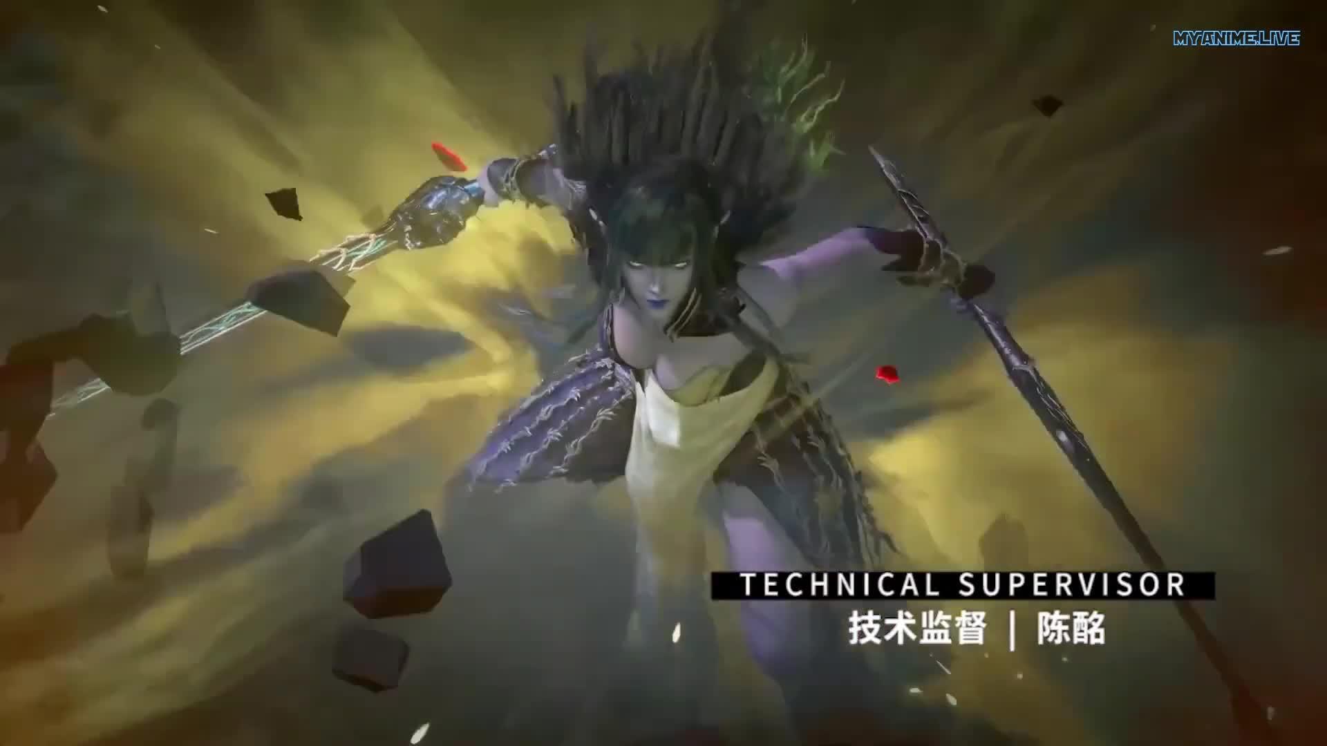 Wu Geng Ji 4th Season