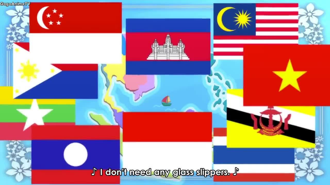 La Flora Go Go!! ASEAN